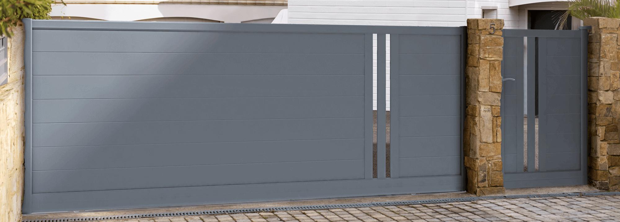Vente et installation de portail