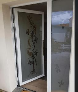 Porte d'entrée Dégriff Fenêtres en aluminium