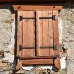 Repeindre un volet en bois - Dégriff Fenêtres