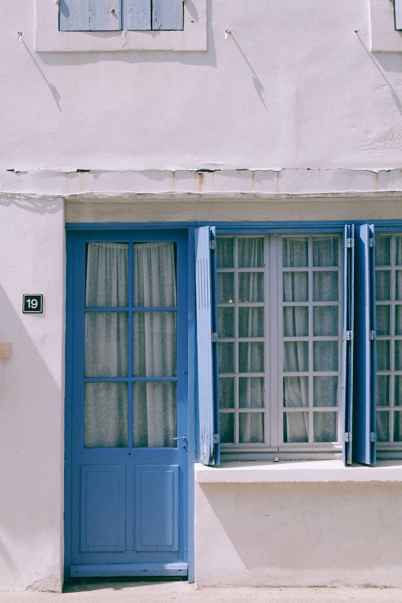 Croisillons de porte d'entrée - Dégriff Fenêtres